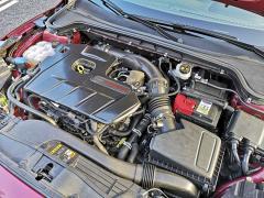 Znamenitý zážehový čtyřválec 2.3 EcoBoost, jenž se vEvropě osvědčil již v modelech Mustang nebo Focus RS