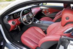 S 560 Coupé znamená jedinečnou kombinaci komfortu a jízdních zážitků