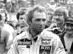 Jochen Mass, bývalý jezdec formule1, vládl ročníku 1981