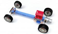 Hybrid Sistem, zkonstruovaný a postavený společností BAR Engineering