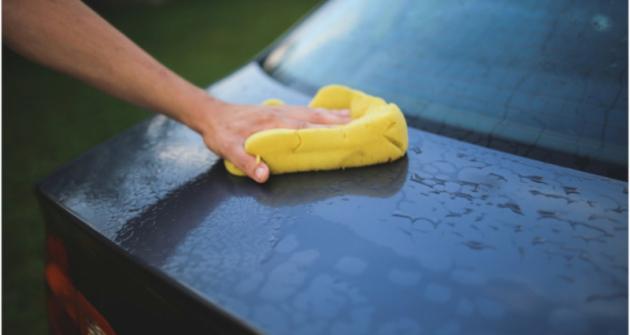 Mytí automobilu