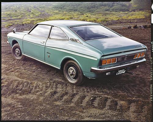 SUBARU Leone Coupe 1400
