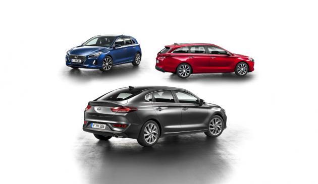 Rodina modelů Hyundai i30