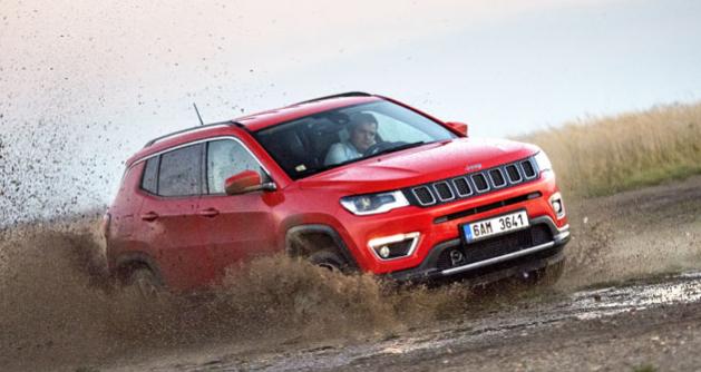 Jeep Compass – král kompaktních SUV