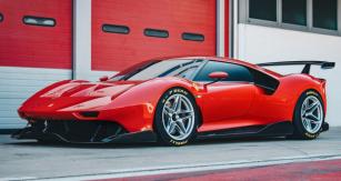 Ferrari P80