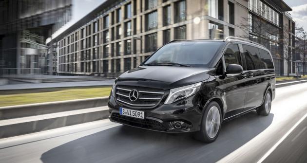 Mercedes-Benz Vito snovými motory