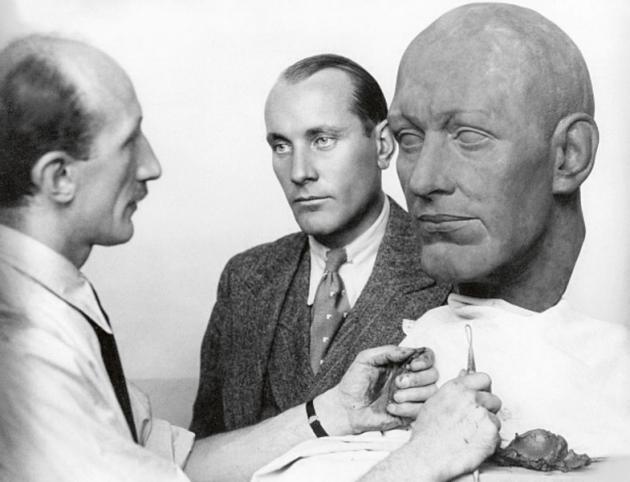 Hansi Stuckovi nakonec zrychlostního pokusu osvětový rekord, který si chtěl sám zaplatit, prakticky nezbylo nic. Květší slávě mu musela stačit busta, kterou mu vysochal Olaf Lemke.