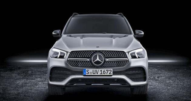 Nový Mercedes-Benz GLE