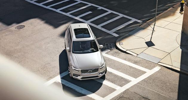 Vize značky Volvo