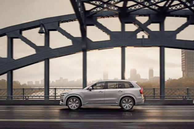 Modernizované Volvo XC90 je nyní k dispozici v pěti-, šesti- a sedmimístném provedení