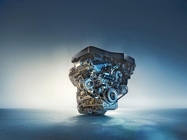 Všechny motory nové řady 3 jsou nové nebo významně upravené