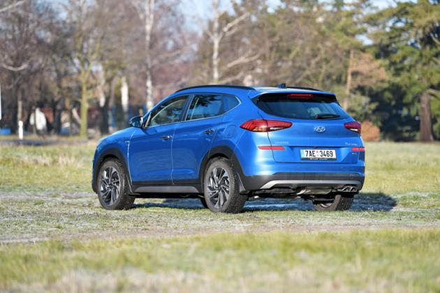 Hyundai Tucson 2.0 CRDi MHEV