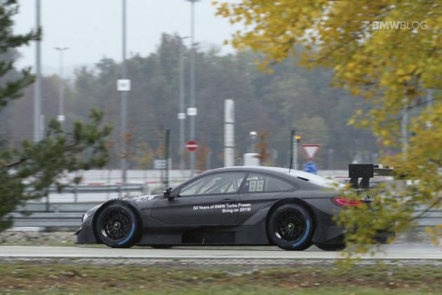 Vseriálu závodů DTM 2019 bude opět bojovat též značka BMW.