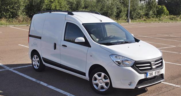 Dacia Dokker van 1,6 SCe 75 kW