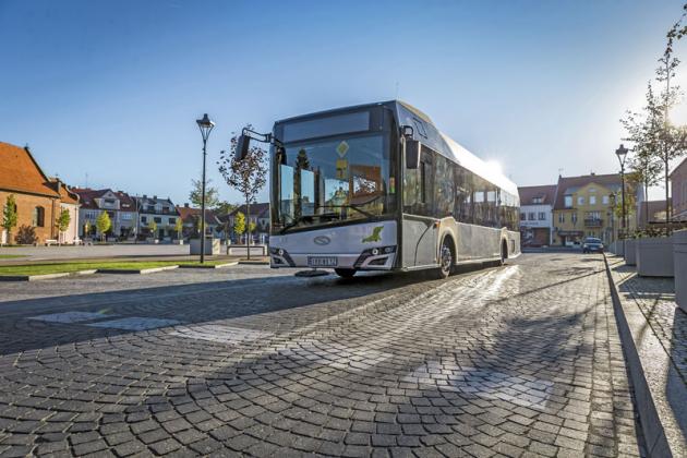 Hybridní autobus získal cenu za design