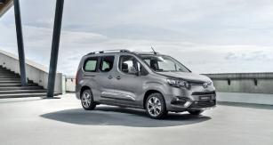 Nová Toyota PROACE vosobním provedení Verso