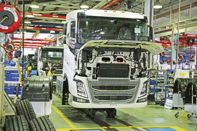 Volvo vyrábí svá vozidla přímo v Austrálii. Pro montáž využívá až 30 % komponent vyrobených přímo na pátém kontinentě.