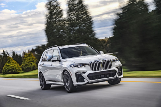 S modelem X7 vstoupilo BMW dosegmentu superluxusních SUV modelů, mezi něž přineslo dříve nepoznanou radost z jízdy