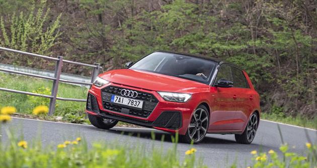 Audi A1 30 TFSI S line s-tronic