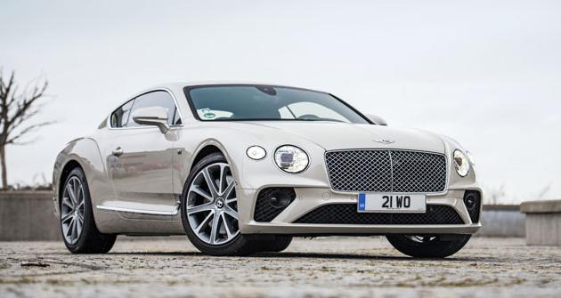 Bentley Continental GT – Na novém základu