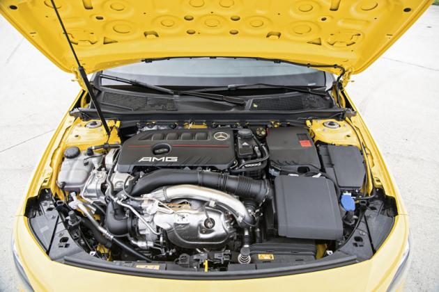 Motor s dvoukomorovým turbodmychadlem Twin-Scroll se vyznačuje jemným a plynulým nárůstem výkonu
