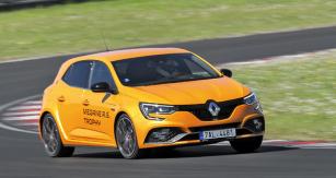 Renault Mégane R.S. Trophy – na vrcholu