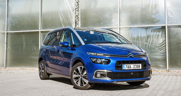 Citroën Grand C4 SpaceTourer 2.0 BlueHDi EAT8 – nadčasové MPV