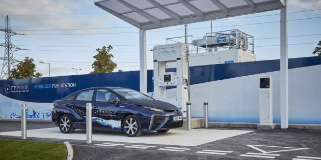 Stane se vodík palivem blízké budoucnosti?