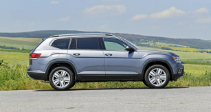 Volkswagen Atlas V6 Execline 4motion