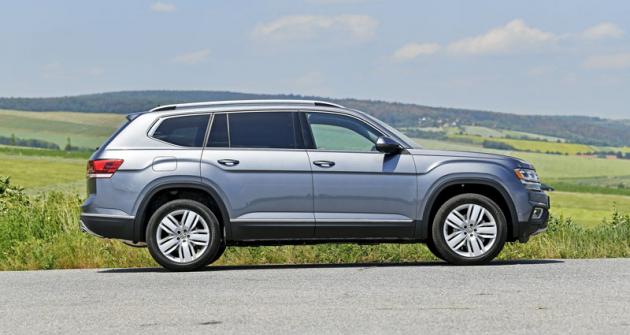 Volkswagen Atlas V6 Execline 4motion