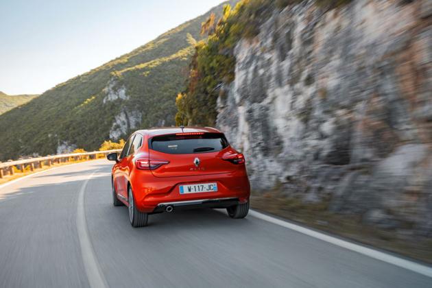 Nové Clio je o14mm kratší ao30 mm nižší než jeho předchůdce