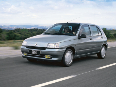 Renault Clio I. 1990 – 1998