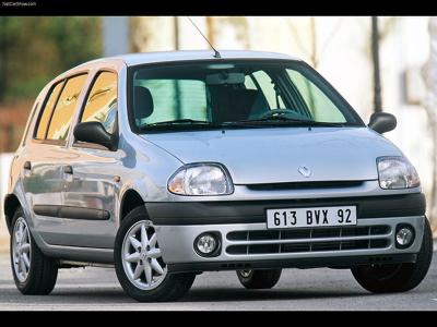 Renault Clio II. 1998 – 2005