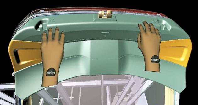 Seat: biomechanická laboratoř