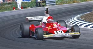 Mistr světa 1975 na Ferrari 312 T