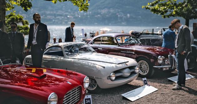 Čestné uznání poroty ve své třídě získal letos vzácný Abarth 205 Sport 1100 z roku 1953, poháněný čtyřválcem 1089 cm³ (75 k), skaroserií Ghia