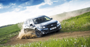 Subaru Outback 2.5i-X – Tajemné X