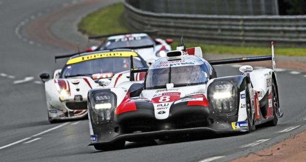 Toyota získala druhé vítězství při jedenadvacátém startu ve 24 h Le Mans