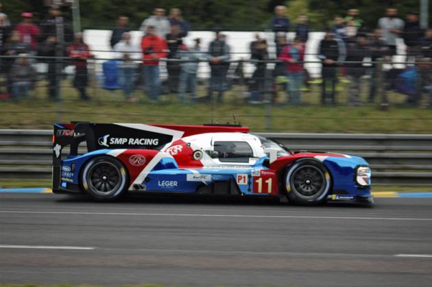 Poprvé se na pódiu objevili jezdci zRuska, a to na voze BR Engineering BR1 (Boris Rotenberg), poháněném britským motorem AER V6 Bi-Turbo