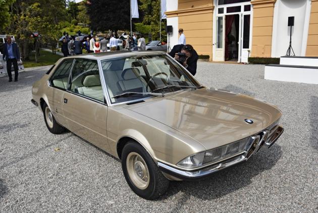 BMW 2002Ti Garmisch