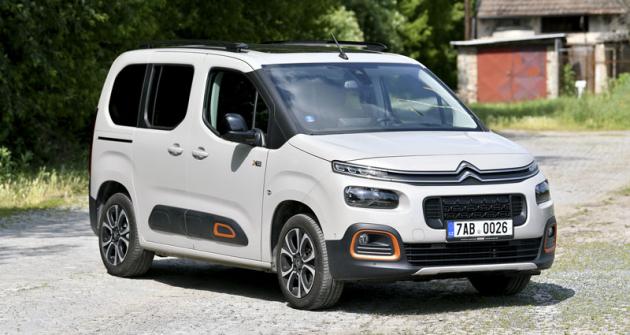 Citroën Berlingo 130 MT M Shine XTR pack