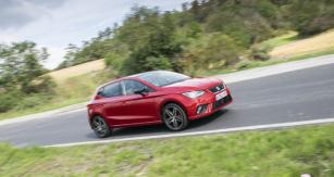 Seat Ibiza FR 1.0 TSI DSG