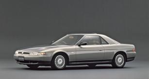 Mazda modelem Eunos Cosmo cílila na luxusní modely BMW, Mercedes-Benz nebo Jaguar