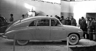 Při své premiéře se Tatraplan stal hvězdou pražského autosalonu