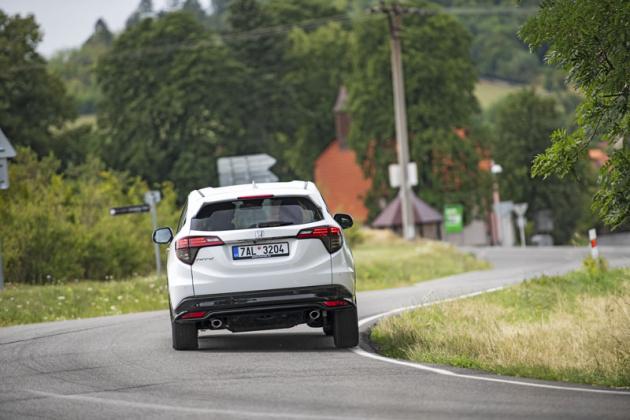 Honda HR-V Sport CVT