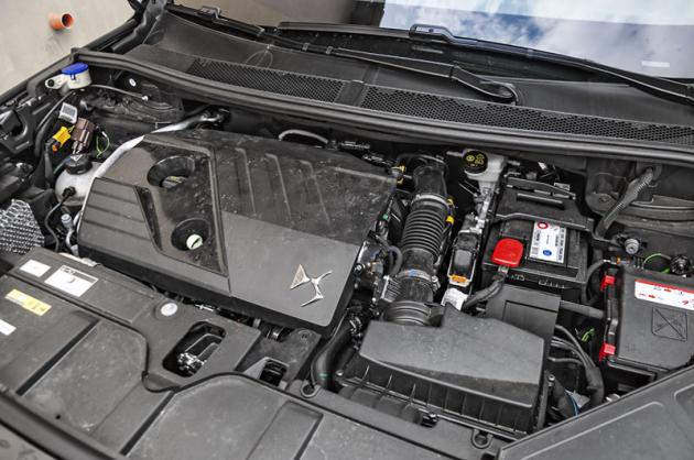 Motor, stejně jako technika obecně, je shodný s automobily PSA založenými na platformě EMP2. Dvoulitrový diesel typu DS 7 Crossback sluší