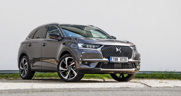 DS 7 Crossback 2.0 BlueHDi 180