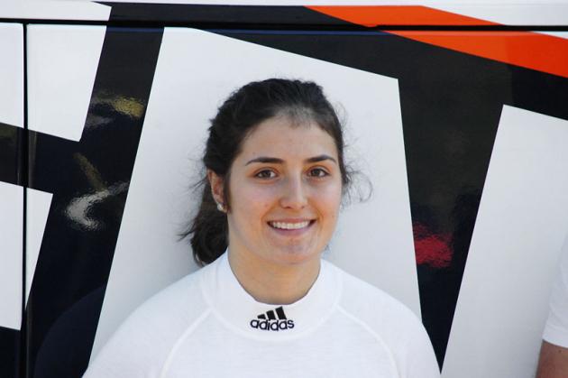 Tatiana Calderón už testovala ve formuli 1 pro Alfa Romeo Racing a Sauber