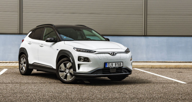 Hyundai Kona Electric Power