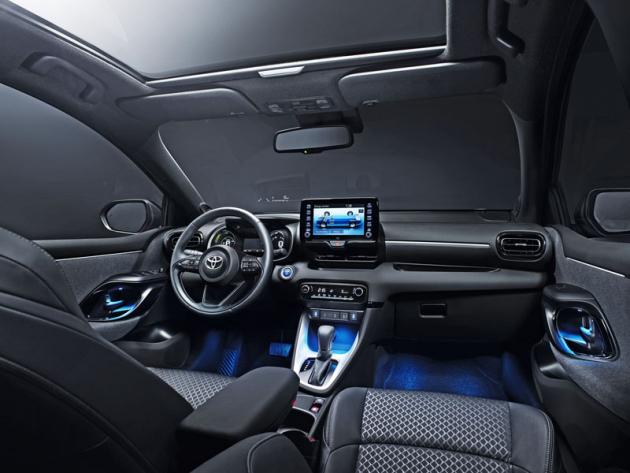 Nové pracoviště řidiče vyniká kvalitnějšími materiály alepší ergonomií